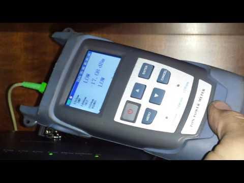 Tutorial de instalación FTTH fibra óptica