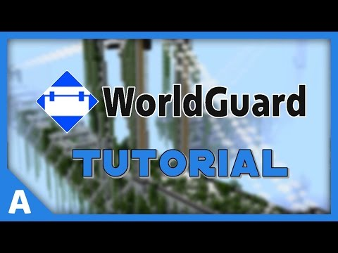 WorldGuard Plugin Tutorial 1.7.5 [Deutsch] [HD]