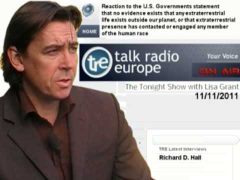 Talk Radio Europe 11.11..2011 - The Tonight Show with Lisa Grant