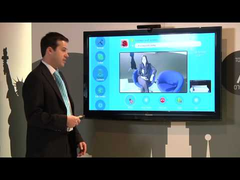 Panasonic Viera Cast - New Features 2010