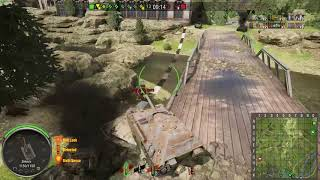 Wait, How, What?-World of Tanks [Xbox One Clip]