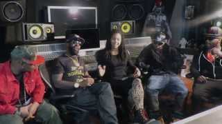 Jagged Edge on R&B Thugs and Organized Noize and 112 beef, Atlanta memories
