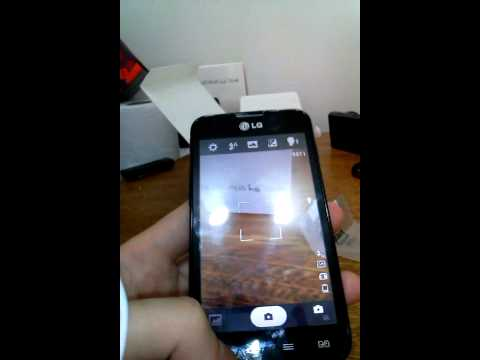 LG OPTIMUS L5 II DUAL E455 - REVIEW  feito com LG OPTIMUS L7 II DUAL