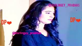 Prabhas & Anushka - The way he was looking at her 😍   Pranushka moments   Darling and Sweety