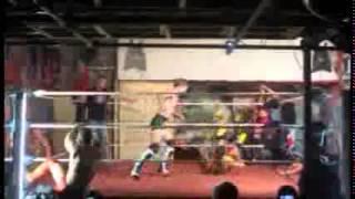 Axel Salazar, León Dorado & Dragonita vs Will Ospreay, Nina Sparkles & Cassius Highlights