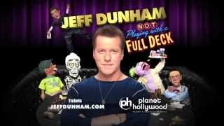 Not Playing With a Full Deck Official Trailer | Jeff Dunham