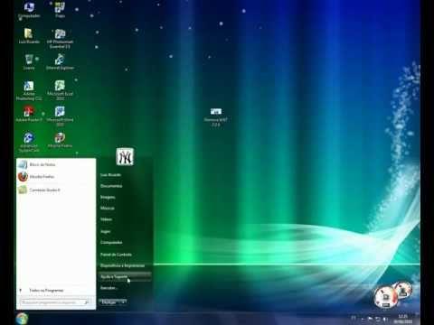 Como Remover Mensagem de que o Windows 7  não é original.