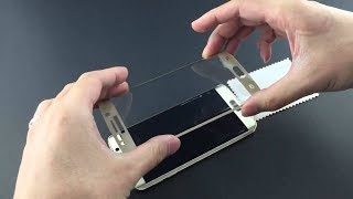 How to Install a Tempered Glass Screen Protector