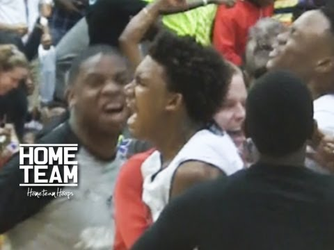 Corey Sanders Hits Game Winner In His Debut For Kathleen High School!! He's Back..