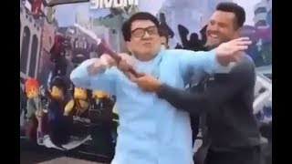 What Is Jackie Chan Doing? Movie Martial Arts