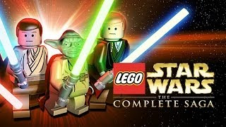 LEGO Star Wars: The Complete Saga - Part 6 (Walkthrough, Commentary)