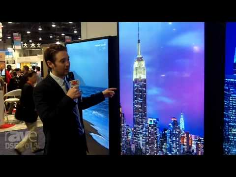 DSE 2015: NEC Display Features X841UHD, X981UHD Commercial 24/7 Displays with 4K Resolution at 60 Hz