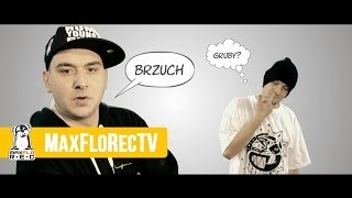 GrubSon & BRK (Gruby Brzuch) - Zacieszacz ft. BU (official video)
