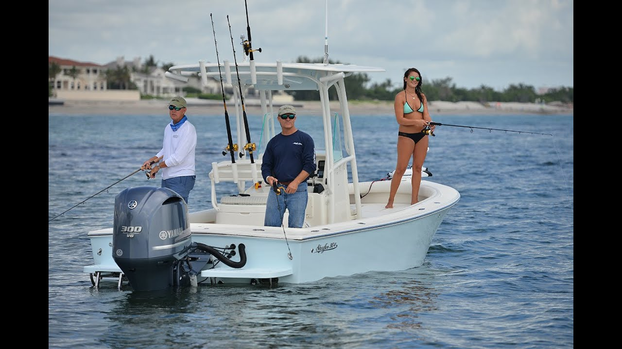 Florida Sportsman Best Boat 23 To 27 Hybrid Bay Boats