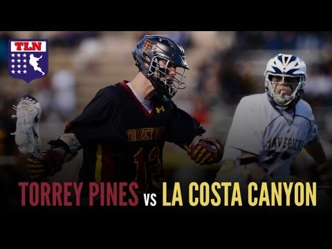 San Diego Division Final: La Costa Canyon Vs Torrey Pines