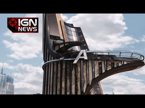 Marvel's Kevin Feige Discusses Avengers Tower and Hulkbuster Armor - IGN News