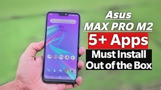 Asus Zenfone Max Pro M2 Must-Have Apps | Best Apps for Max Pro M2 / Max M2| Call & Screen Recorder