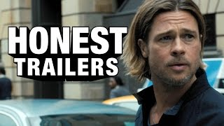 World War Z - Honest Trailers - World War Z