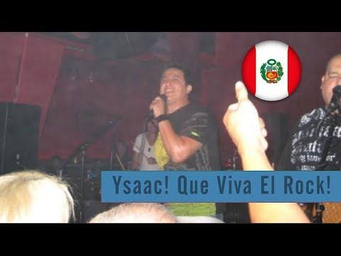 Ysaac Alvarez Era Cantante Antes De Estar en Radio (No Profesional)