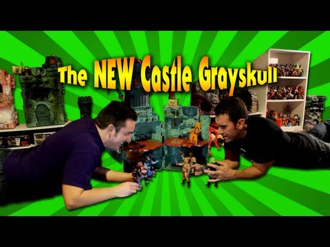 The NEW Castle Grayskull