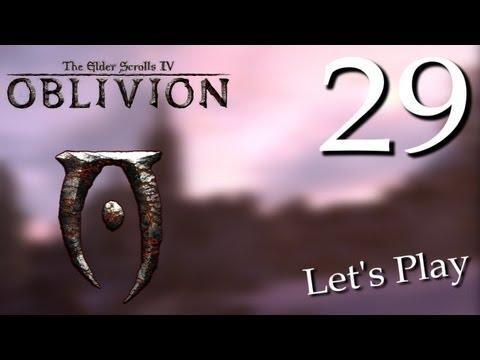 Прохождение The Elder Scrolls IV: Oblivion с Карном. Часть 29