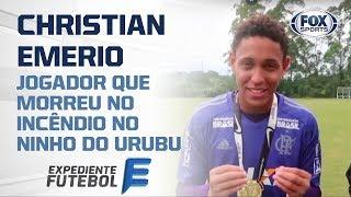 VÍDEO FORTE! CONHEÇA UM POUCO CHRISTIAN EMERIO CANDIDO!