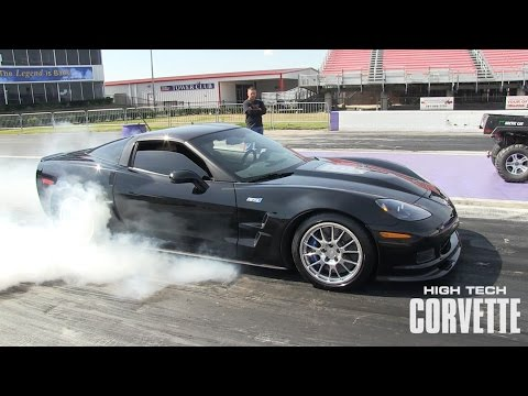 Incredible Sounding 9 Second ZR1