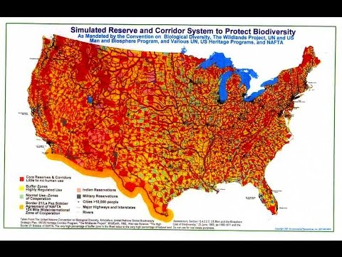 AGENDA 21 FORCED RELOCATION EXPOSED. CALIFORNIA DROUGHT CONSPIRACY.