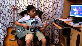 rabba full song from heropanti guitar cover by rio