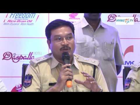 A V Ranganath IPS DCP Traffic II Hyderabad - Radio Mirchi Happy Times