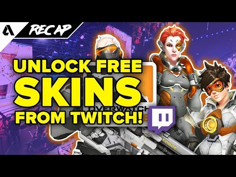 OWL earns over $100,000 in 4 hours! Unlock New Overwatch League Skins From Twitch | Akshon Recap