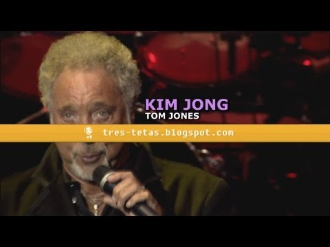 Kim Jong - Tom Jones (north Korea Young Leader - Sex Bomb Remix) (2013 Hd) (english Sub) video