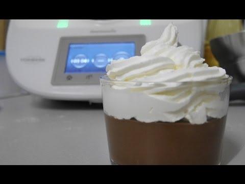Recette Liégeois chocolat