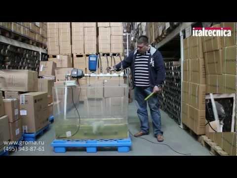 SIRIO ENTRY 230 частотный преобразователь для насосов Италия