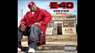 Watch E40 Mr Flamboyant 2k11 video