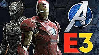 Marvel's Avengers Game - OFFICIAL REVEAL CONFIRMED FOR E3!
