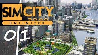 Sim City 3000 [#01] - Stadt, Land, Rahm - Let's Play