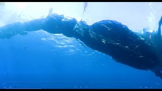Epic Ghost Net Removal Mission (Aeolian Islands - October 6-8, 2018)