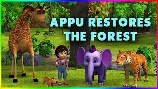 Appu Restores The Forest (4K)