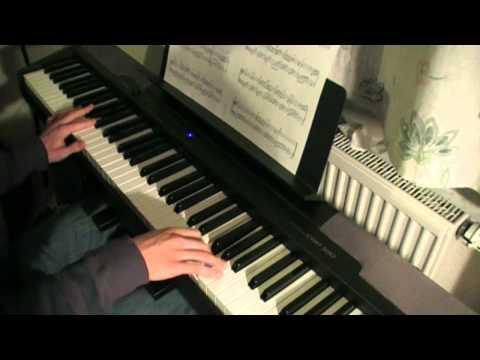 Secret Garden  Song From A Secret Garden played on piano