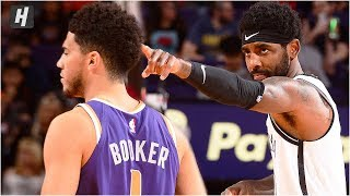 Brooklyn Nets vs Phoenix Suns - Full Game Highlights | November 10, 2019 | 2019-20 NBA Season