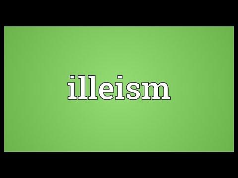 Header of Illeism