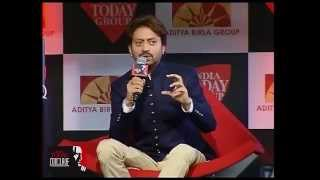 Irrfan Khan: In my case the problem was the kind of work that I wanted to do - Conclave 2013