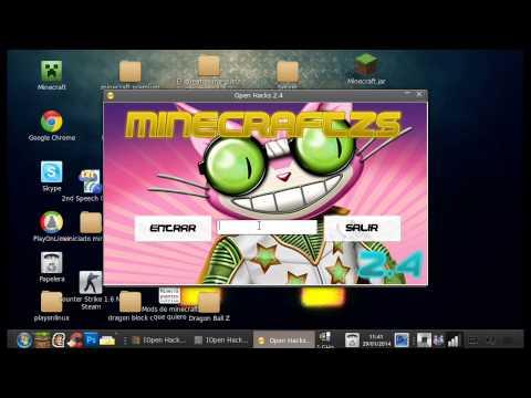 Especial 207 subs:Como tener minecraft premium en guadalinex edu (MAC,WINDOWS) 100%