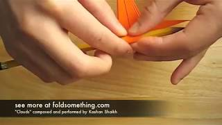 How To Make An Origami Lily
