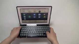 Logitech Ultrathin Keyboard Cover - Review