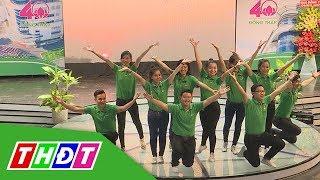 Liên khúc dân vũ Việt Nam những chuyến đi (Cover DongThapTV) | THDT