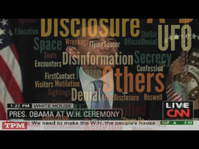 ET UFO Disclosure 2011 - The End of The UFO Secrecy?!