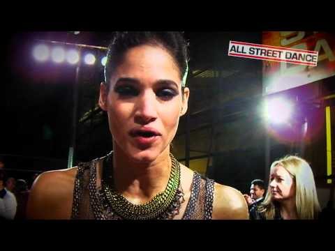 Sofia Boutella message to her fans [Street Dance 2 3D]