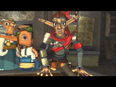 Jak And Daxter Trilogy - All Cutscenes [HQ-HD]